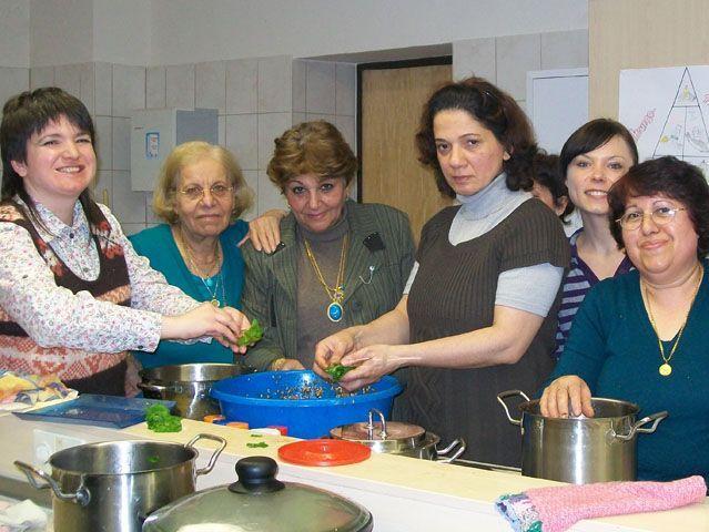 Interkultureller-Kochabend
